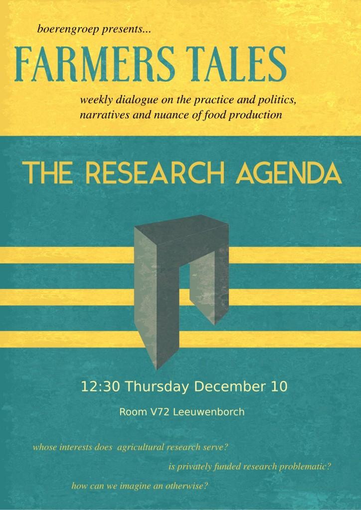 151210 Research Agenda
