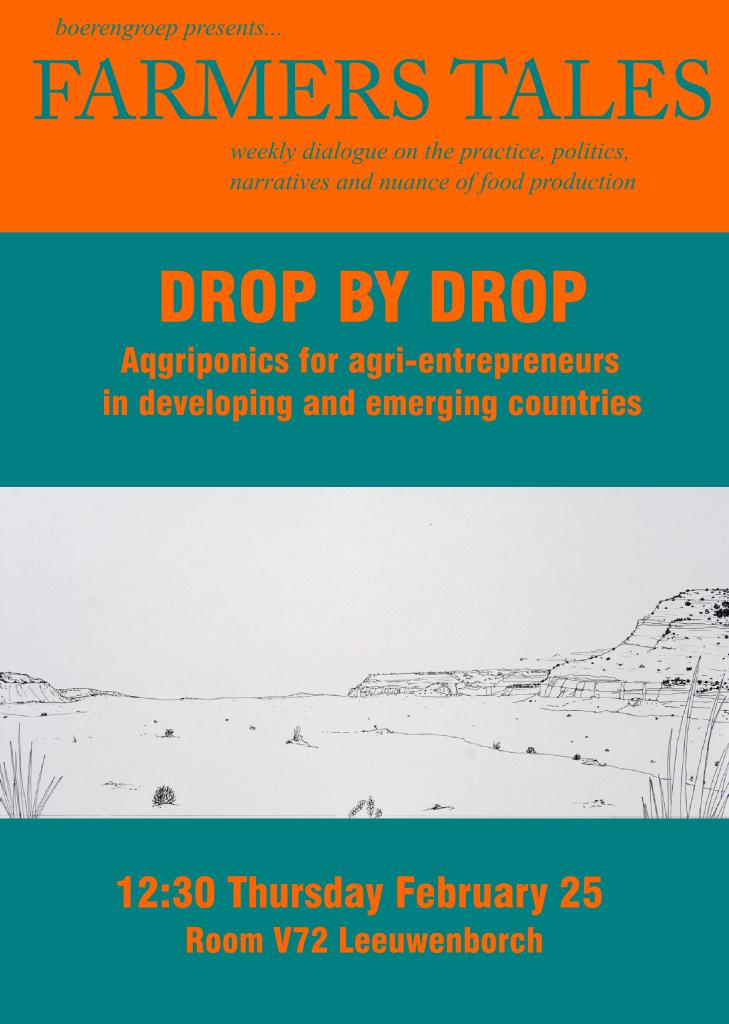 160225 Drop By Drop