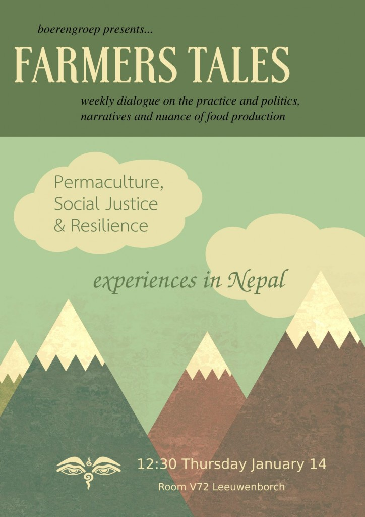 Permaculture, Social Justice and resilience