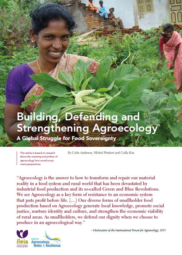 Agroecology 2