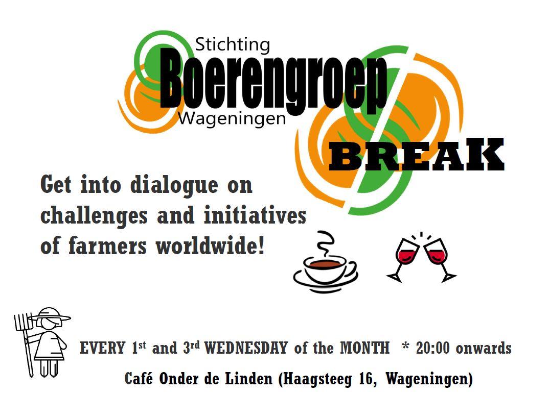 BG Break Poster