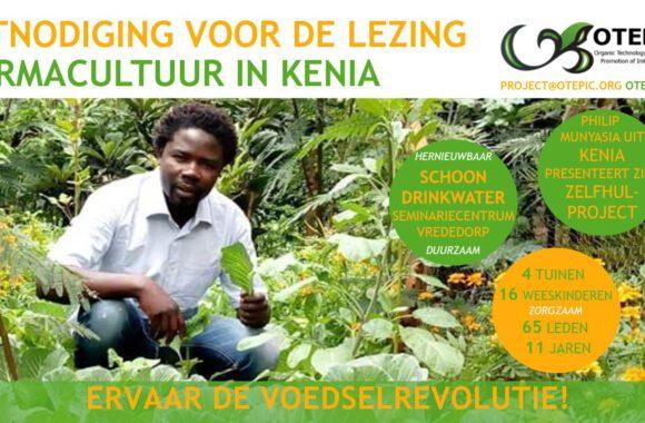 Permaculture in Kenya