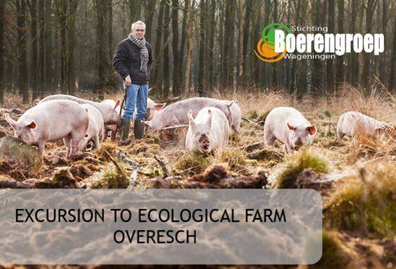 Excursion to Ecological Farm Overesch