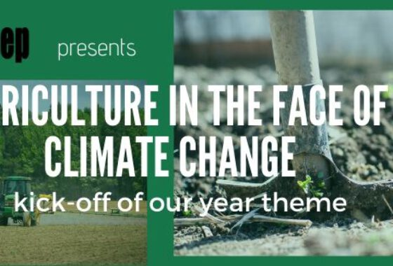 """Kick-off 2020: """"Agriculture in the face of climate change"""""""