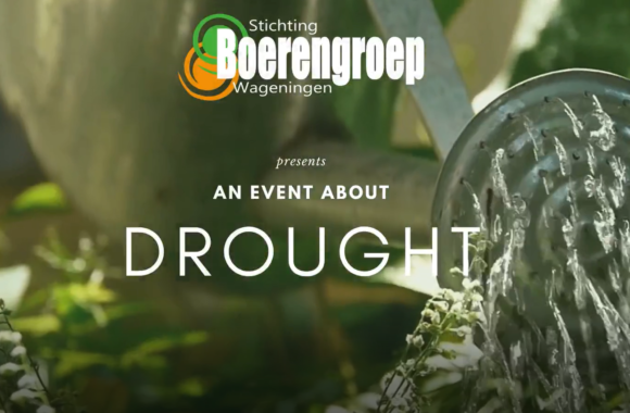 Agriculture in the face of drought – recording