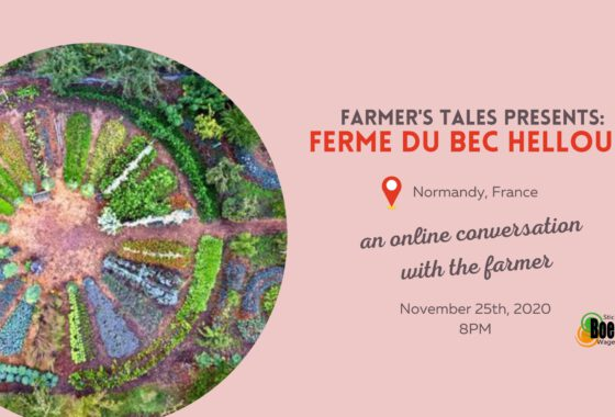 Farmer's Tales: Ferme du Bec Hellouin