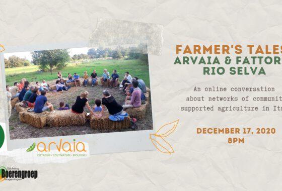 Farmer's Tales: Arvaia & Fattoria Rio Selva