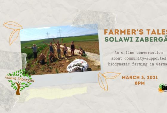 Farmer's Tales: Solawi Zabergäu