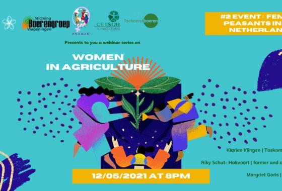 Women in Agriculture/Vrouwen in de Landbouw episode 2
